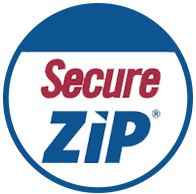 SecureZIP Logo