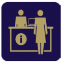 image - Walk-In support Icon