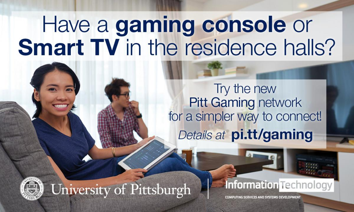 Pitt Gaming Network