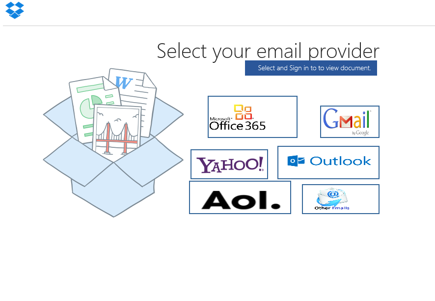 Phishing Alert: Dropbox Notice Claims to Share File   Information