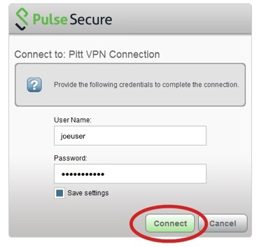 connect to Pulse