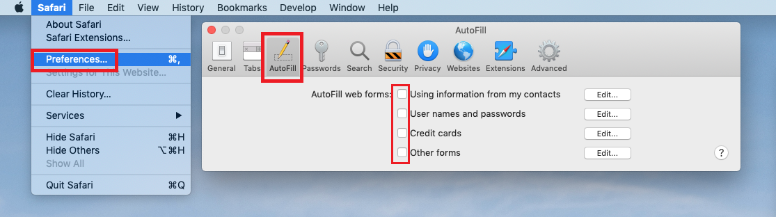 Disable Your Browser's Built-in Password Manager
