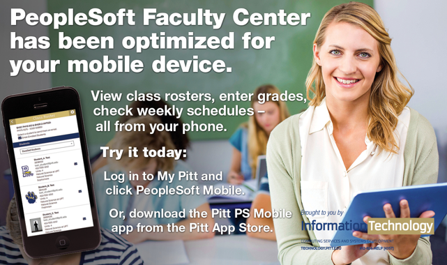 PeopleSoft Mobile