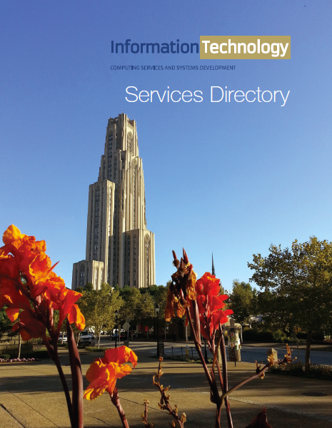Services Directory Cover Image