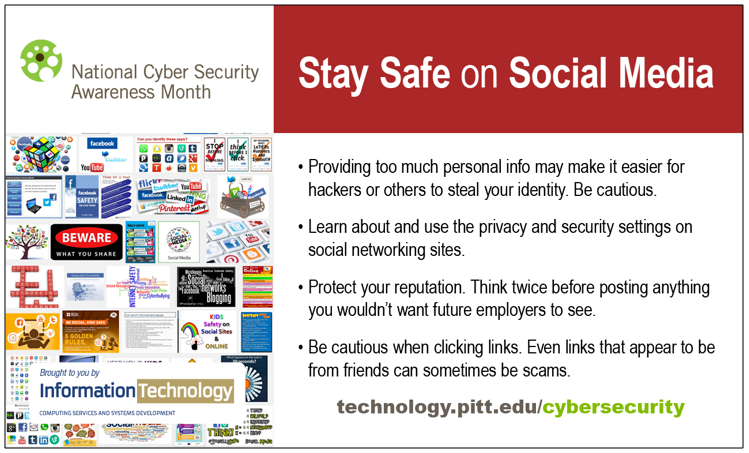 week3 securing and protecting information Tagged with network and information security awareness enisa  week 3:  cybersecurity in the home – threats related to internet of things  visit  cybersecuritymontheu to learn more about how to protect yourself online.