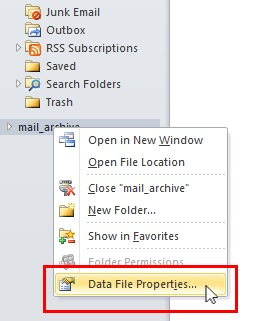 Email: Moving Archived Mail from a PST File to Office 365