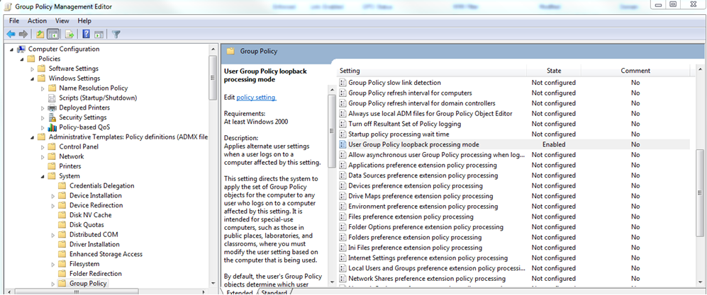 Group Policy 1