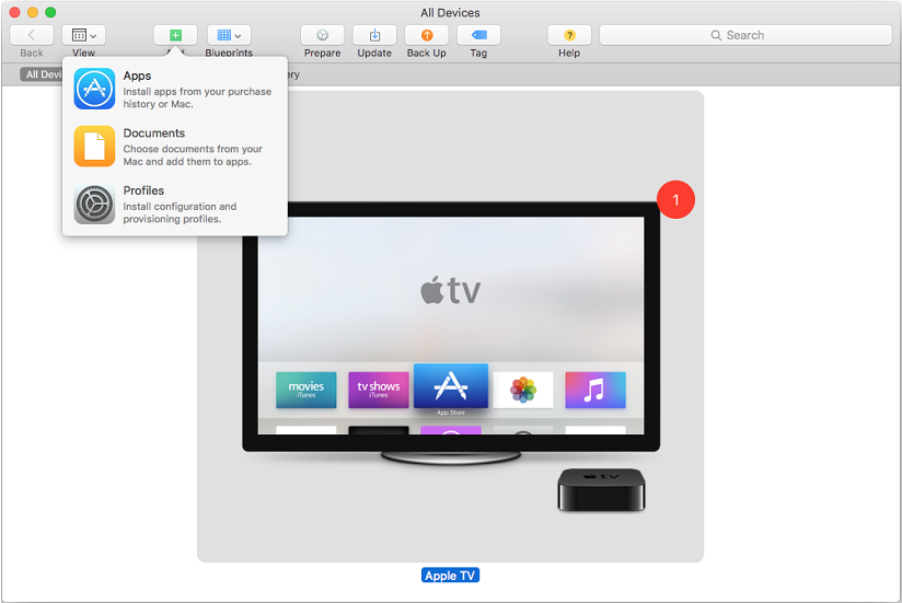 Apple TV Screenshot 6