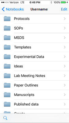 Use Duo Mobile to access Lab Archives - screenshot 7
