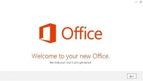 Office 2013 for Windows Screenshot 10