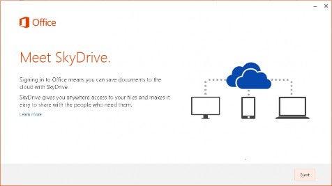 Office 2013 for Windows Screenshot 11