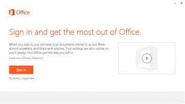 Office 2013 for Windows Screenshot 13