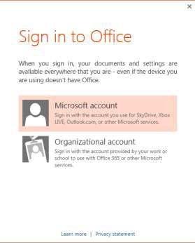 Office 2013 for Windows Screenshot 14