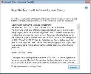 Office 2013 for Windows Screenshot 2