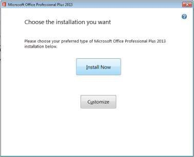 microsoft office 2010 professional plus activation wizard