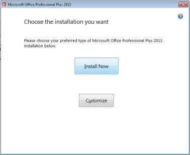 Office 2013 for Windows Screenshot 3