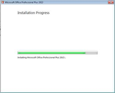install office home and student 2013 with product key