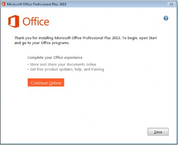 Office 2013 for Windows Screenshot 5