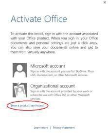 Office 2013 for Windows Screenshot 7