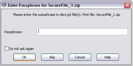 SecureZIP: Getting Started (Windows)   University of Pittsburgh
