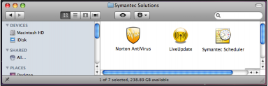 Symantec Endpoint Protection for Macintosh Screenshot 6