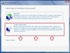 Windows 7 installation screenshot 6