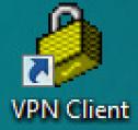 IPSec Client Icon