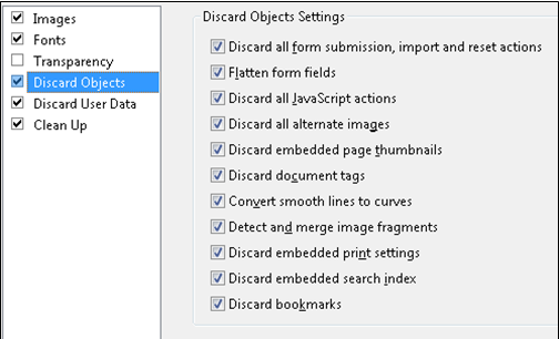 Adobe Acrobat Pro X: Creating an Optimized PDF | Information