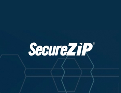 SecureZIP logo
