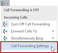 how to turn off call forwarding on landline phone