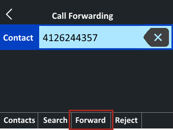 Skype for Business: Transferring Calls on the Polycom