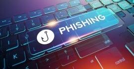 Phishing scam image